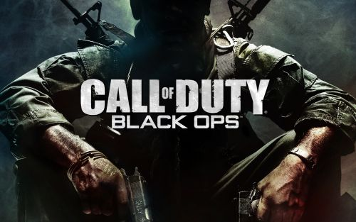 Кавер Call of Duty: Black Ops