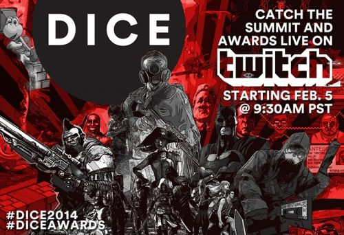DICE Awards 2014