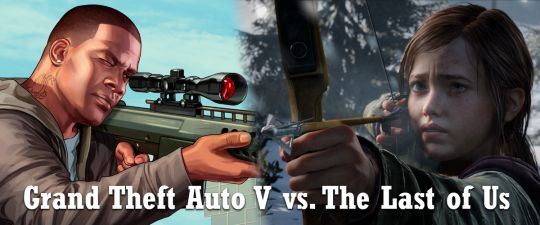 BAFTA 2014: Grand Theft Auto V vs. The Last of Us