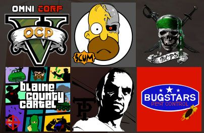 Как сделать эмблему банды в gta online