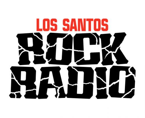 Лого Los Santos Rock Radio
