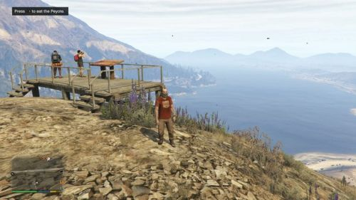 how to become an animal in gta 5 ps3