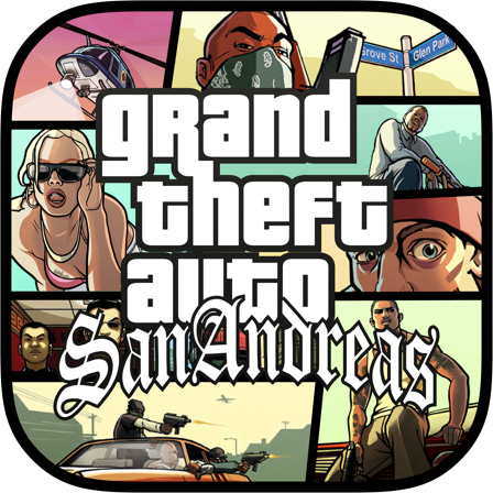 Скачать Grand Theft Auto: San Andreas на iOS
