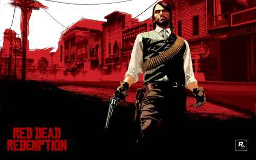 Обои: Red Dead Redemption